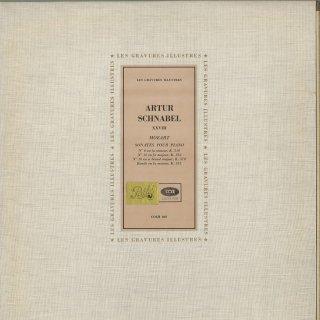 モーツァルト:ピアノ・ソナタ8番K.310,12番K.332,16番K.570,ロンドK.511