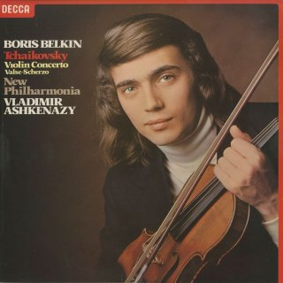 チャイコフスキー:ヴァイオリン協奏曲Op.35,ワルツ・スケルツォOp.34