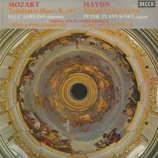 モーツァルト:ミサ曲K.167,ハイドン:小オルガン・ミサ