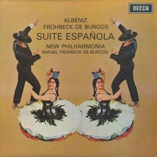アルベニス(フリューベック・デ・ブルゴス編):スペイン組曲