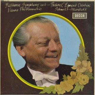 ベートーヴェン:交響曲6番Op.68「田園」,エグモント序曲Op.84