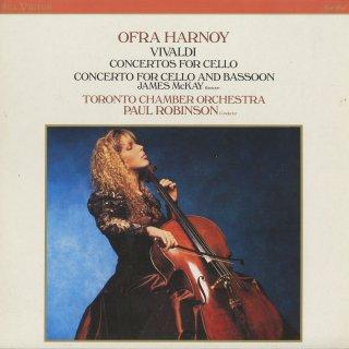 ヴィヴァルディ:チェロ協奏曲RV 399・401・405・423・538,チェロ・ファゴット協奏曲RV 409