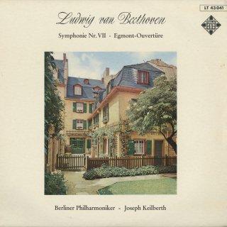 ベートーヴェン:交響曲7番Op.92,エグモント序曲Op.84