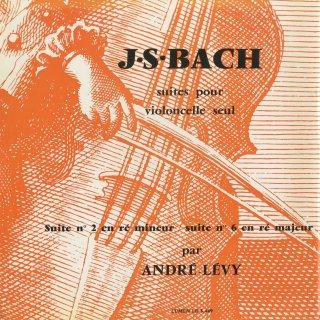 バッハ:無伴奏チェロ組曲2番BWV.1008,6番BWV.1012