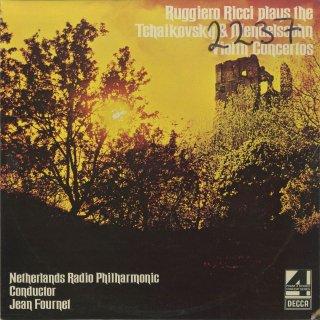 チャイコフスキー:ヴァイオリン協奏曲Op.35,メンデルスゾーン:ヴァイオリン協奏曲Op.64