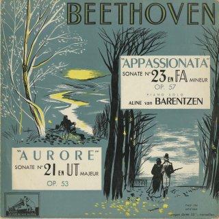 ベートーヴェン:ピアノ・ソナタ21番Op.53「ワルトシュタイン」,23番Op.57「熱情」