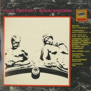 ブラームス:ヴァイオリン協奏曲Op.77,チャイコフスキー:ヴァイオリン協奏曲Op.35,モーツァルト,シューベルト,シャミナード,グルック,ゴダール,グノー,ホイベルガー,他