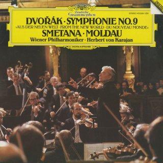 ドヴォルザーク:交響曲9番「新世界」,スメタナ:「モルダウ」