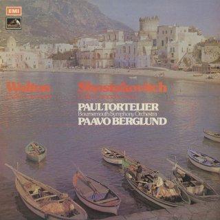 ショスタコーヴィチ:チェロ協奏曲1番,ウォルトン:チェロ協奏曲