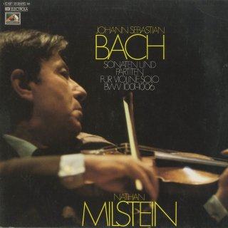 バッハ:無伴奏ヴァイオリン・ソナタ,パルティータ(全6曲)