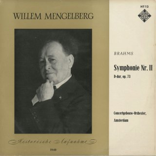 ブラームス:交響曲2番Op.73