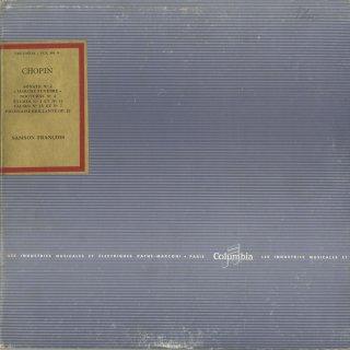 ショパン:ピアノ・ソナタ2番Op.35,夜想曲Op.15-1,練習曲Op.25-2,10-12,ワルツOp.70-3,64-2,ポロネーズOp.22