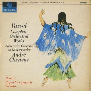 「ラヴェル:管弦楽曲全集Vol.2」ボレロ,スペイン狂詩曲,ラ・ヴァルス