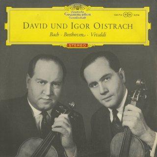 バッハ:2つのヴァイオリンのための協奏曲BWV.1043,ベートーヴェン:ロマンス1番Op.40・2番Op50.,ヴィヴァルディ:合奏協奏曲Op.3−8