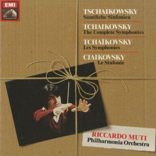 チャイコフスキー:交響曲全集(6曲),幻想的序曲「ロメオとジュリエット」,マンフレッド交響曲