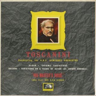 エルガー:創作主題による変奏曲「エニグマ」Op.36,ブラームス:ハイドン変奏曲Op.56a