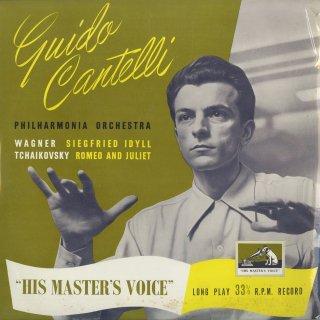 チャイコフスキー:幻想的序曲「ロメオとジュリエット」,ワーグナー:ジークフリート牧歌