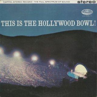 「This is the Hollywood Bowl!」(全7曲)/チャイコフスキー:序曲「1812年」,花のワルツ,リムスキー・コルサコフ:熊蜂の飛行,ドビュッシー:夢,