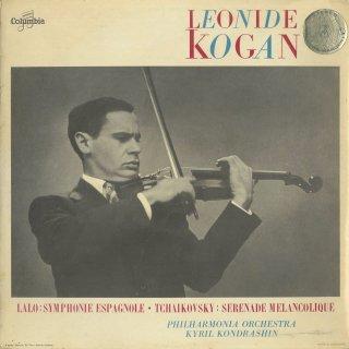 ラロ:スペイン交響曲Op.21,チャイコフスキー:憂鬱なセレナーデOp.26