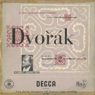 ドヴォルザーク:交響曲7番Op.70,スラブ舞曲集