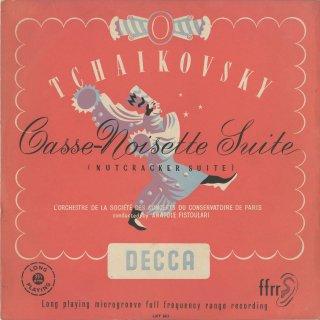 チャイコフスキー:組曲「くるみ割り人形」Op.71
