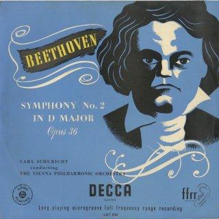 ベートーヴェン:交響曲2番Op.36