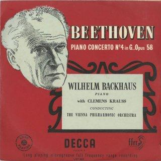 ベートーヴェン:ピアノ協奏曲4番Op.58