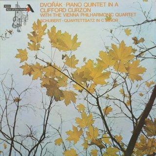 ドヴォルザーク:ピアノ五重奏曲Op.81,シューベルト:弦楽四重奏12番「四重奏断章」