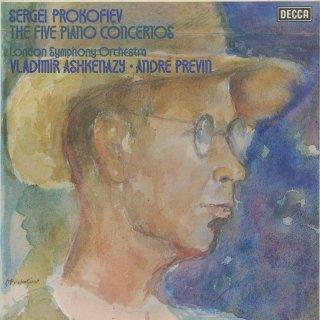 プロコフィエフ:ピアノ協奏曲(全5曲),古典的交響曲Op.25,スケッチ「秋」Op.8