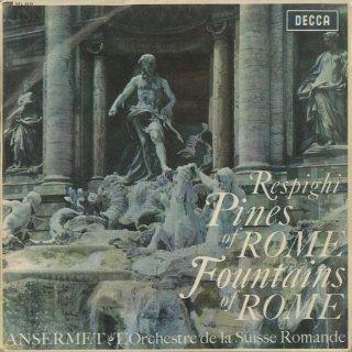 レスピーギ:ローマの泉,ローマの松