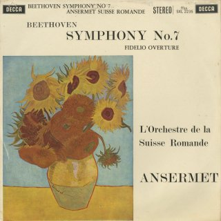 ベートーヴェン:交響曲7番Op.92,フィデリオ序曲Op.72
