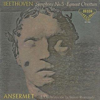 ベートーヴェン:交響曲5番Op.67「運命」,エグモント序曲Op.84