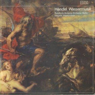 ヘンデル:組曲「水上の音楽」1〜3番