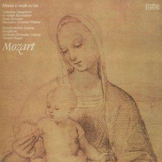 モーツァルト:孤児院ミサK.139