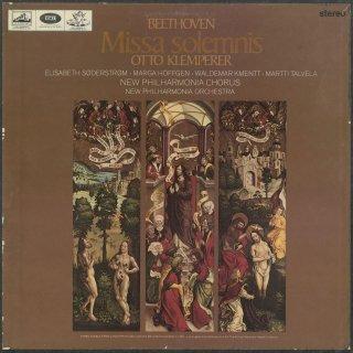 ベートーヴェン:ミサ・ソレムニスOp.123(荘厳ミサ)
