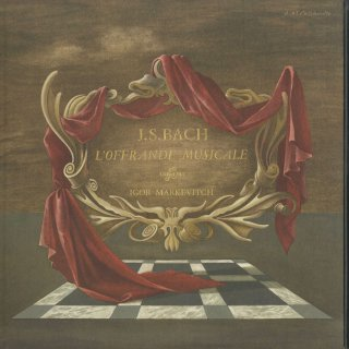 バッハ:音楽の捧げ物BWV.1079