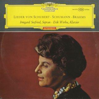 歌曲集/シューベルト:ゲーテのファウストによる,シューマン,ブラームス