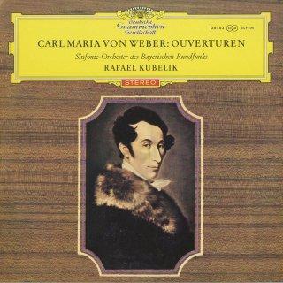 ウェーバー:序曲集/オーベロン,アブ・ハッサン,魔弾,オイリアンテ,プレチオーザ,祝典序曲