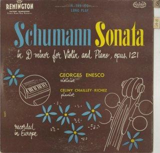シューマン:ヴァイオリン・ソナタ2番Op.121