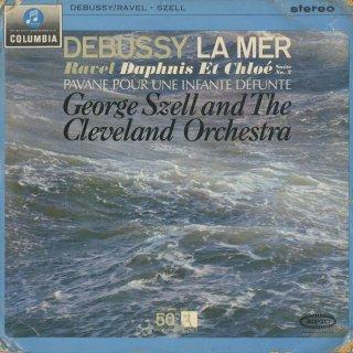 ドビュッシー:海,ラヴェル:ダフニスとクロエ第2組曲,パヴァーヌ