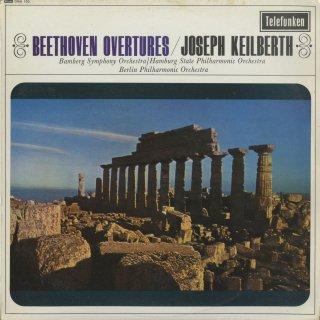 ベートーヴェン:序曲集/エグモント,レオノーレ3番,フィデリオ,コリオラン,アテネの廃墟,トルコ行進曲