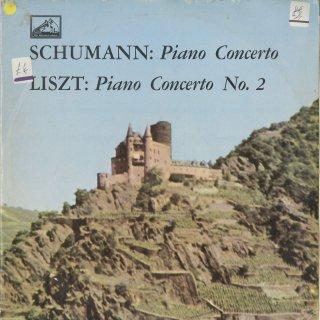 シューマン:ピアノ協奏曲,リスト:ピアノ協奏曲2番