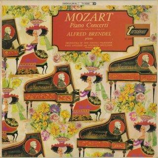 モーツァルト:ピアノ協奏曲17番K.453,19番K.459