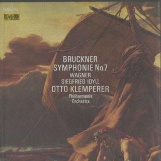 ブルックナー:交響曲7番,ワーグナー:ジークフリート牧歌
