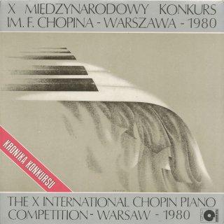 ショパン・コンクール録音集/夜想曲Op.55−2,バラード2番Op.38,練習曲Op10−8,25−6,ポロネーズOp.44,前奏曲Op.28−21〜4
