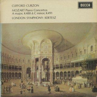モーツァルト:ピアノ協奏曲23番K.488,24番K.491
