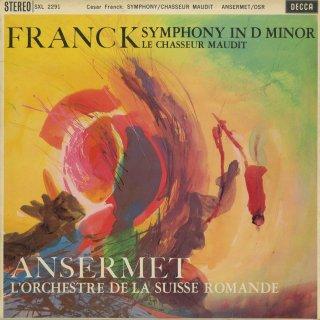 フランク:交響曲,交響詩「のろわれた狩人」