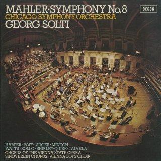 マーラー:交響曲8番「一千人の交響曲」