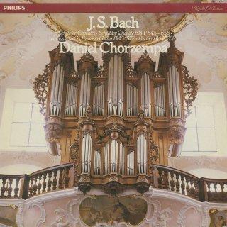 バッハ:オルガン曲集/シュープラー・コラールBWV.645-50,幻想曲BWV.572,コラール・パルティータBWV.768「恵み深きイエスを迎えよ」