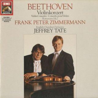 ベートーヴェン:ヴァイオリン協奏曲Op.61,ロマンス1,2番